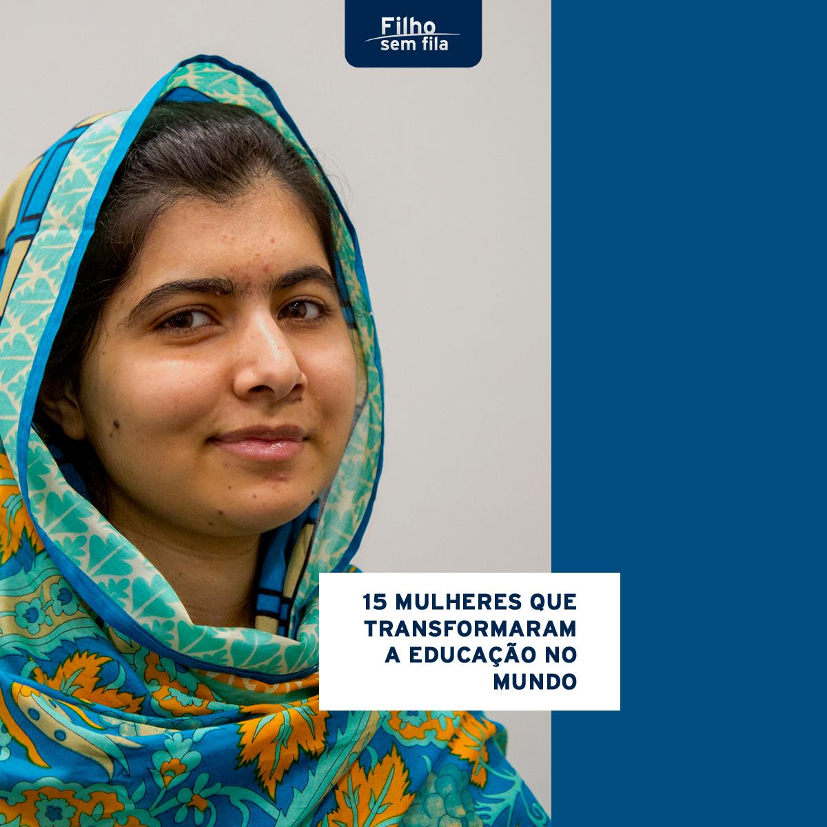 15 mulheres que transformaram a educação no mundo